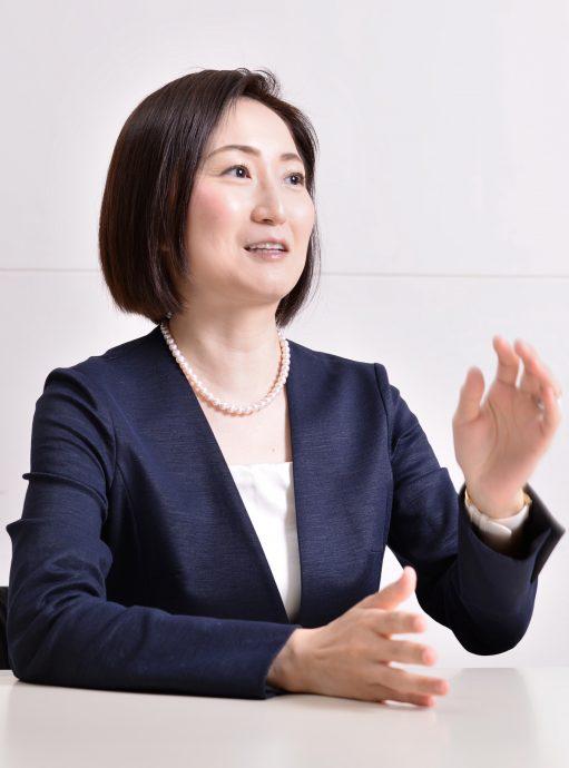 代表:舘野愛コンサルティング風景