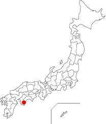 日本地図 高知